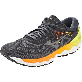 Mizuno Wave Sky 4 Schoenen Heren, phantom/crock/safety yellow